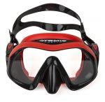 Největší obrázek výrobku Venom Frameless Red, Red/Black