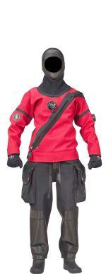 Největší obrázek výrobku URSUIT Cordura Lady, W, Black/Red