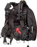 Největší obrázek výrobku Zeagle Black Ranger Ltd BCD, S,M,L,XL,2XL.3XL
